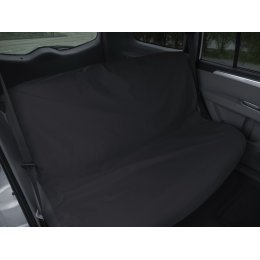 Чехол грязезащитный на заднее сиденье (Черный)