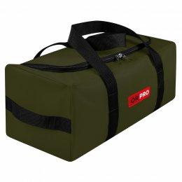Универсальная сумка ORPRO 550х250х200мм (Зеленая)