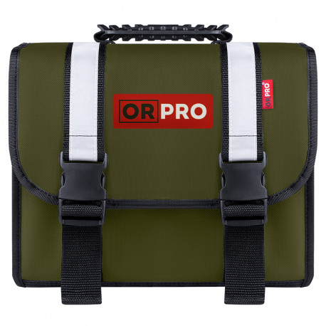 Малая такелажная сумка ORPRO (Зеленый)