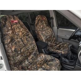 Комплект грязезащитных чехлов ORPRO на передние и заднее сиденья (Камыш)