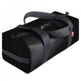 Универсальная сумка ORPRO 400х180х150мм (Черная, Oxford 1680)