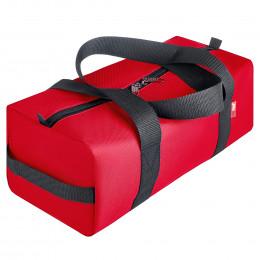 Универсальная сумка ORPRO 400х180х150мм (Красная)