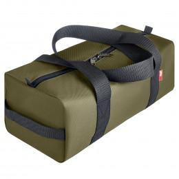Универсальная сумка ORPRO 400х180х150мм (Зеленая)
