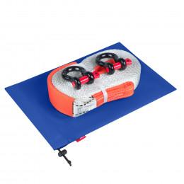 Динамическая стропа ORPRO 9000 кг с аксессуарами (синий мешок)