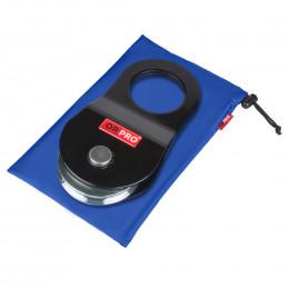 Такелажный блок ORPRO 10 000 кг с синим мешком для хранения