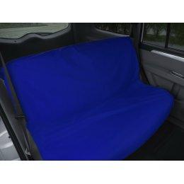 Чехол грязезащитный на заднее сиденье (Синий)