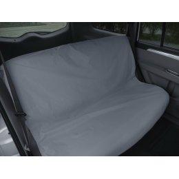 Чехол грязезащитный на заднее сиденье (Серый)