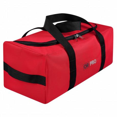 Универсальная сумка ORPRO 550х250х200мм (Красная, Oxford 1680)
