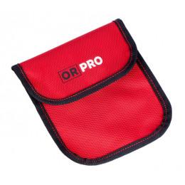 Чехол ORPRO для дефлятора с аналоговым манометром (Красный)