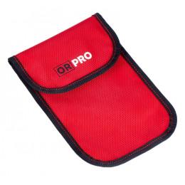 Чехол ORPRO для дефлятора с цифровым манометром (Красный)